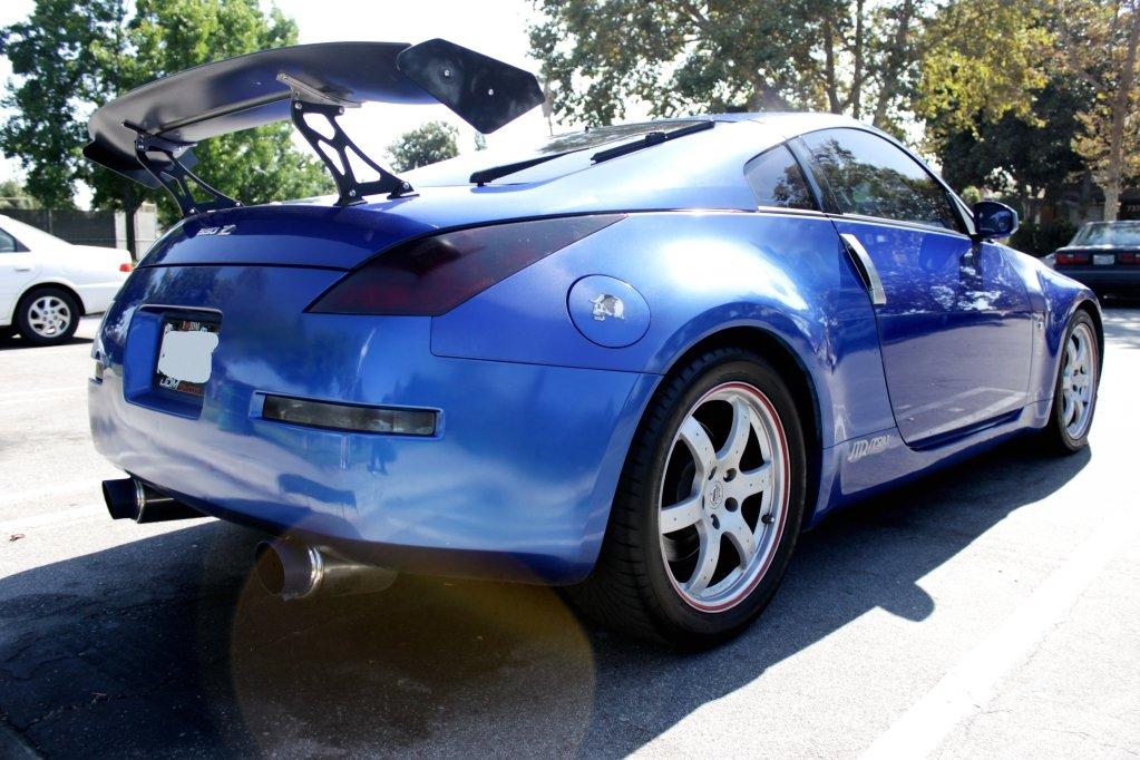 2003 nissan 350z track model manual blue clean title nissan 350z rh 350z tech com Nissan 350Z Track Resale Values Nissan 350Z Track Resale Values