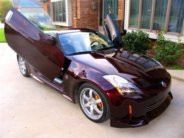 ... Click image for larger version Name 11IMG_1331_Small__1_.jpg Views 3699 Size 55.1 ... & Lambo Style doors - Page 4 - Nissan 350Z Forum Nissan 370Z Tech Forums