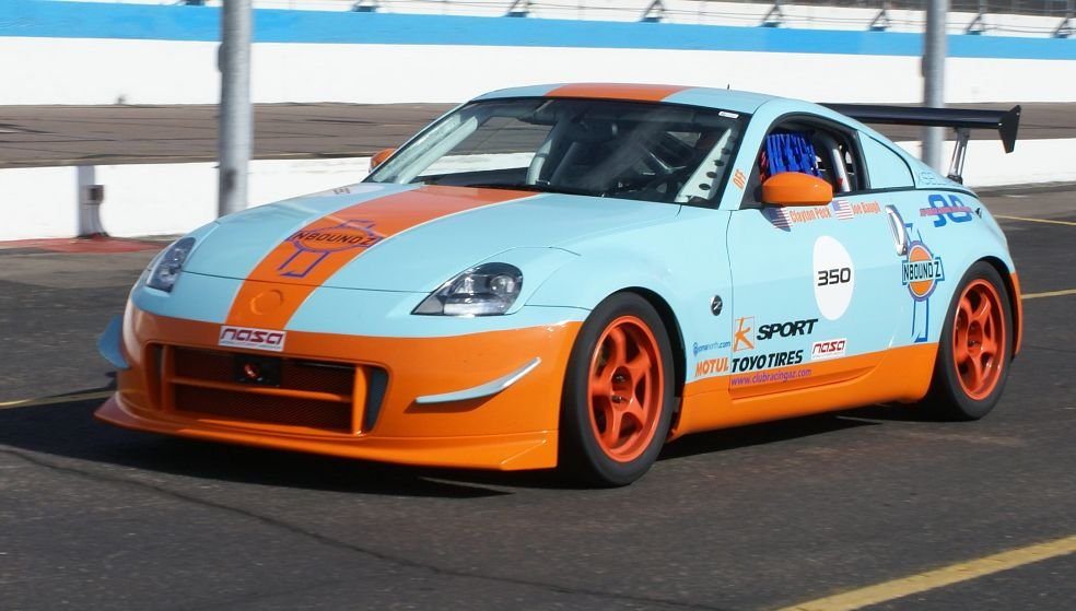 2005 Nissan 350Z NASA PTB/TTB Race Car For Sale/Trade - Nissan 350Z ...