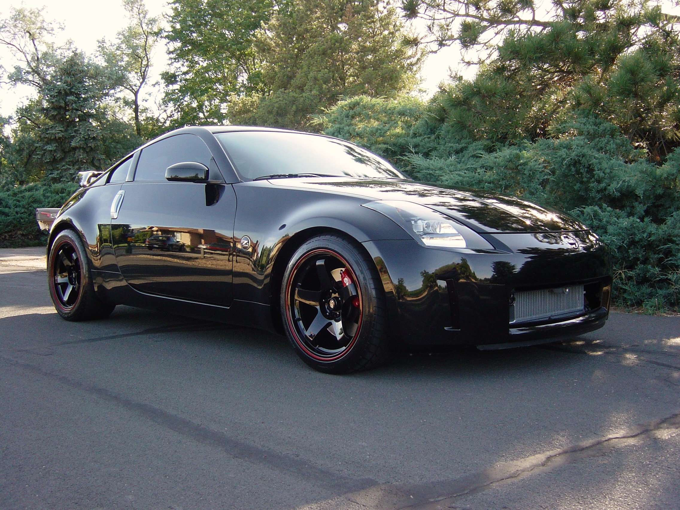 nissan 350z 2015 black. click image for larger version name andrew_s_aps_tt_350zjpg views 24056 size 113 nissan 350z 2015 black