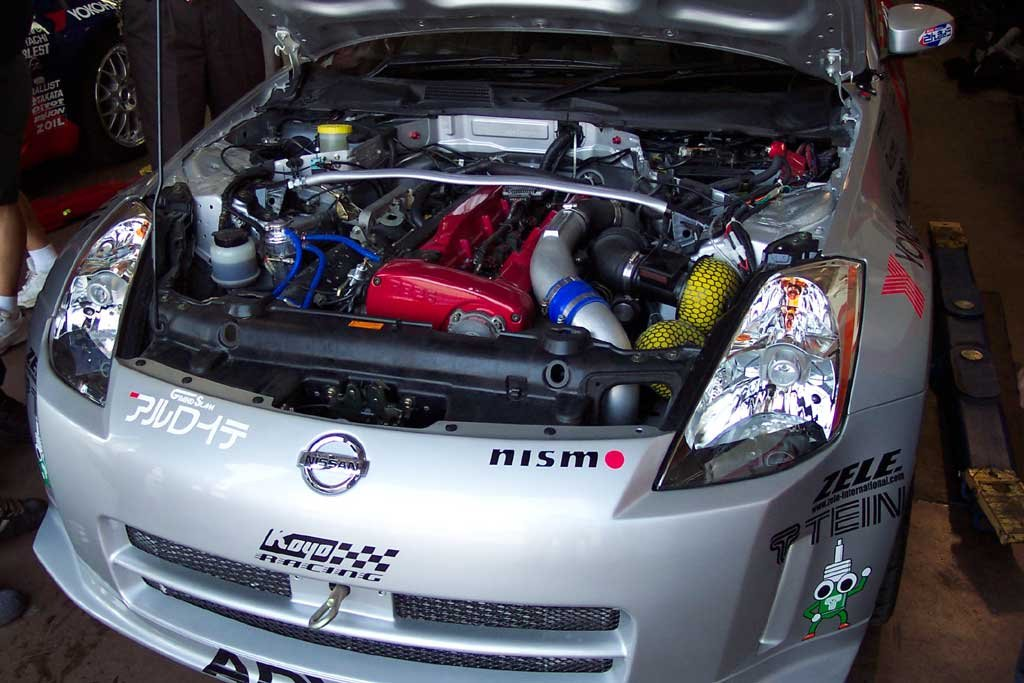 Nissan Of New Orleans >> WHAT IS THE BEST ENGINE SWAP FOR 350Z - Nissan 350Z Forum, Nissan 370Z Tech Forums