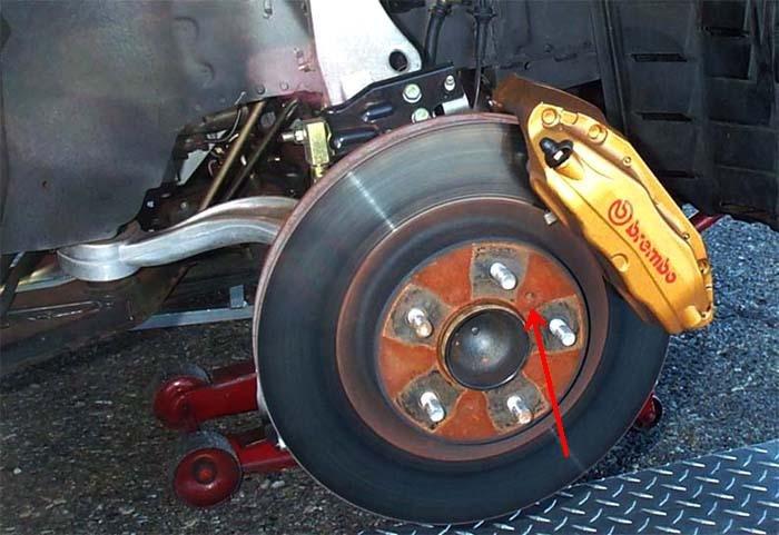 Brembo Brake Kit >> Brembo Front Brake Disc Size - Nissan 350Z Forum, Nissan ...