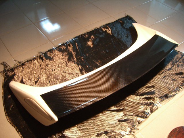 EvoR Nismo V2 Copy Spoiler  Nissan 350Z Forum Nissan 370Z Tech