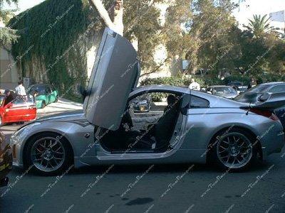 Click image for larger version Name Dec1608.jpg Views 5893 Size 69.5 & GT factory lambo doors - Nissan 350Z Forum Nissan 370Z Tech Forums