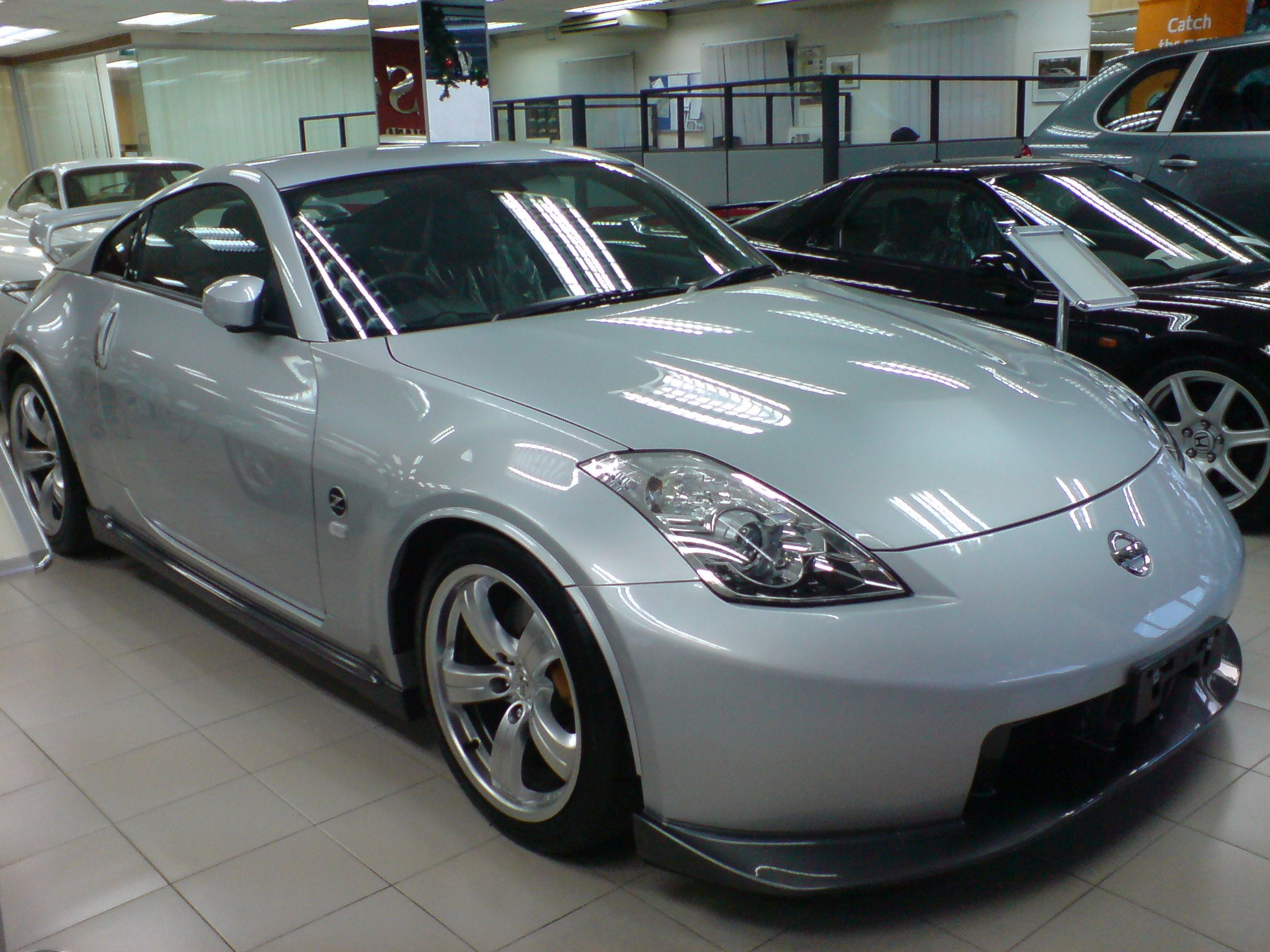 Converting To The Nismo 350z Nissan 350z Forum Nissan