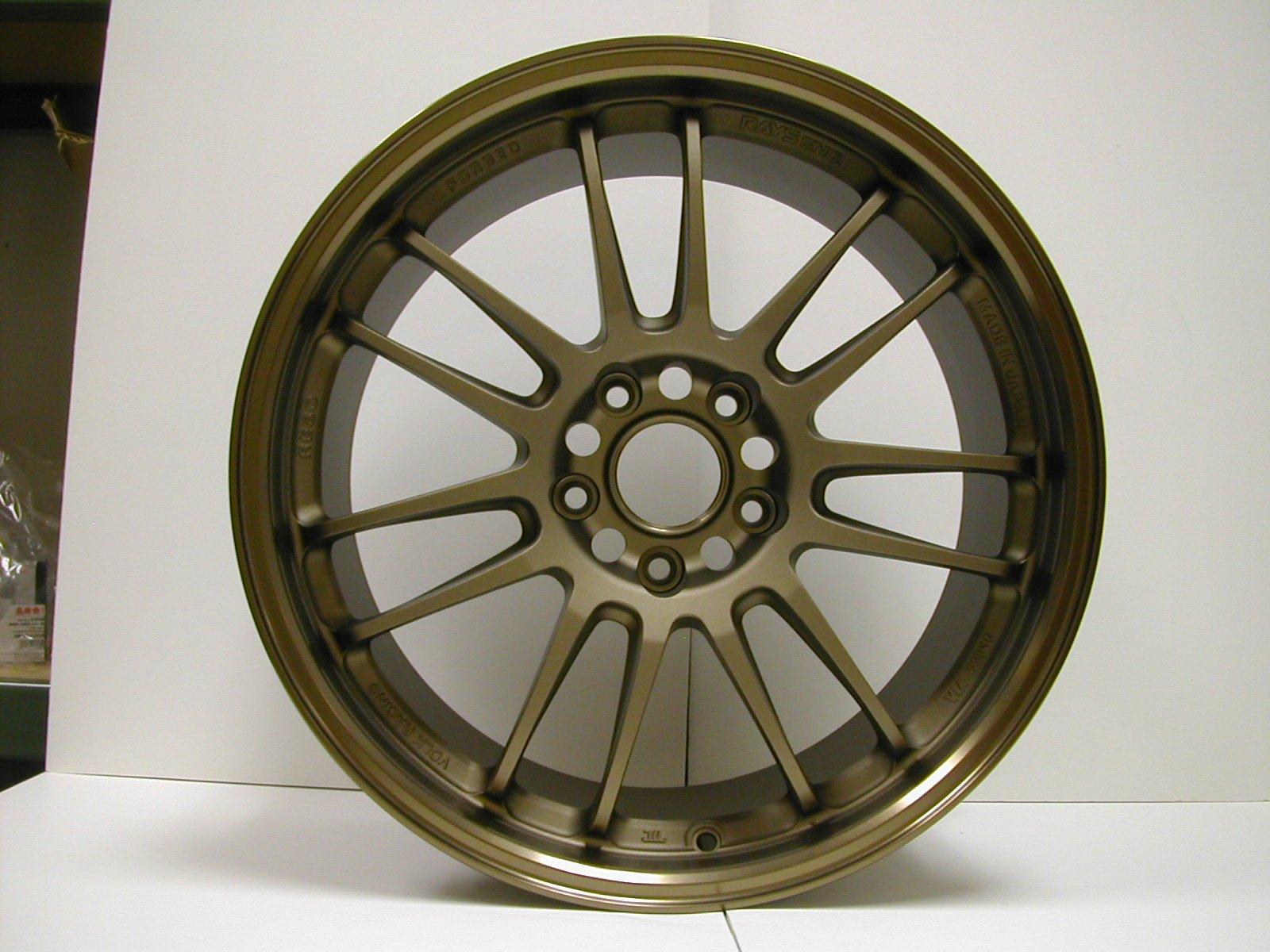 New Volk Wheels RE30 - Nissan