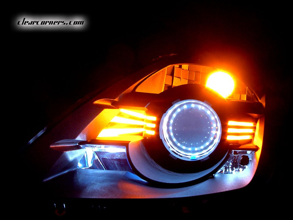 Aftermarket Headlights And Rims Page 2 Nissan 350z