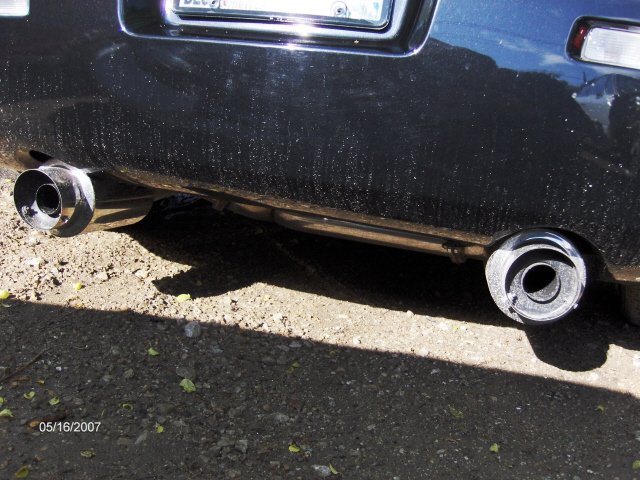 Topspeed Pro N1 exhaust question - Nissan 350Z Forum, Nissan 370Z ...