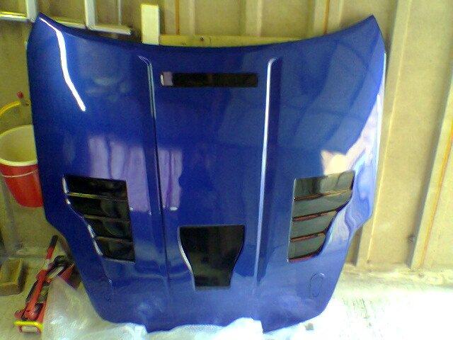 Vented Hoods? - Nissan 350Z Forum, Nissan 370Z Tech Forums