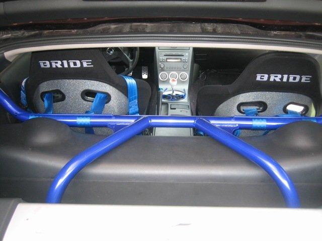 Br Race Engineering Harness Bar From Enjuku Racing Nissan 350z Forum Nissan 370z Tech Forums