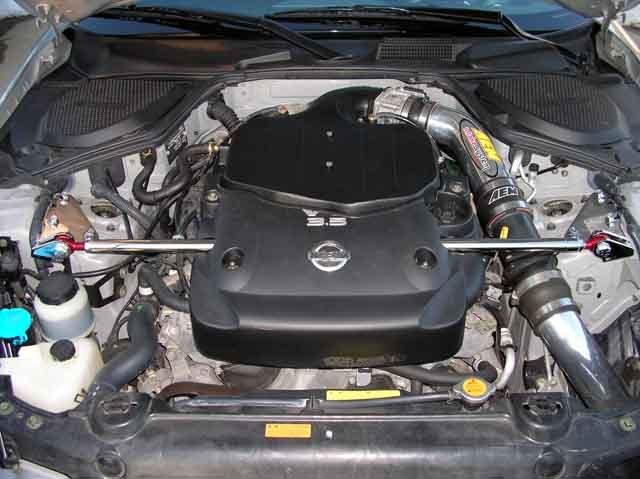 Crawford Cast Plenum Install - Nissan 350Z Forum, Nissan 370Z Tech