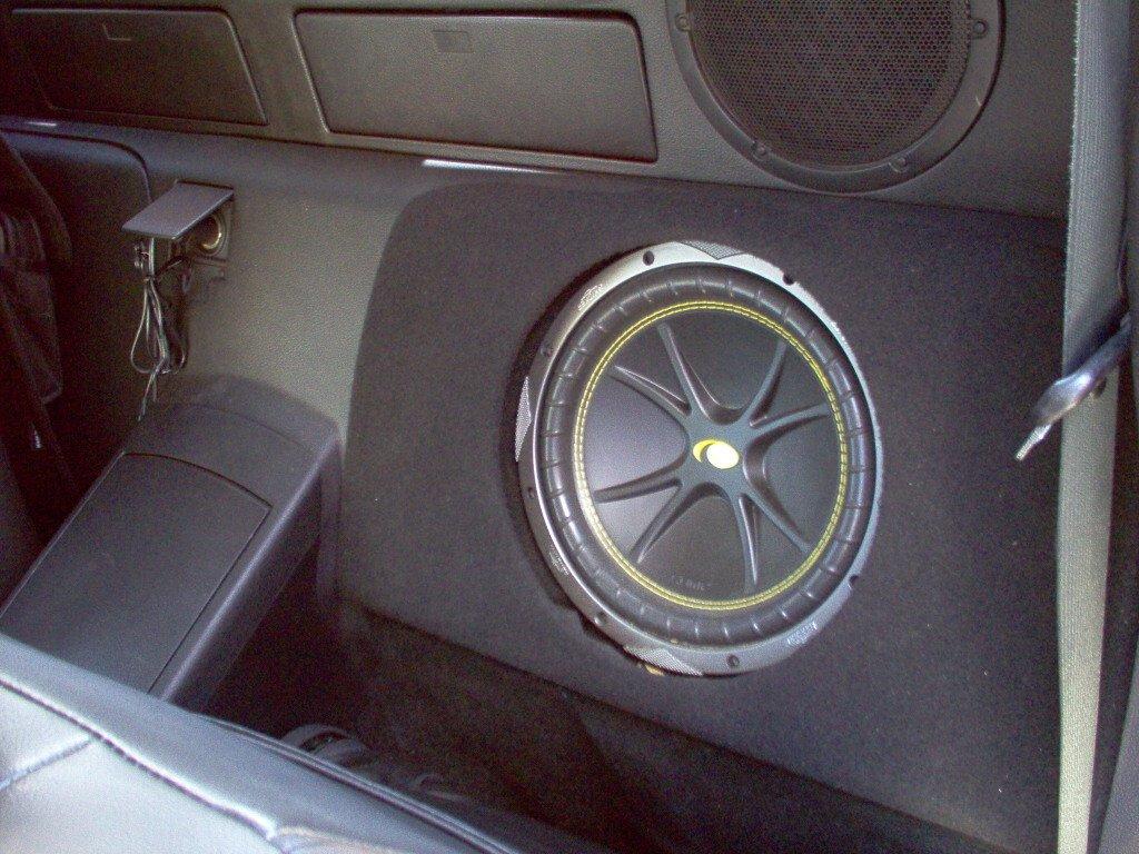 Oem Audio Plus >> Enclosure for Factory Sub Location - Nissan 350Z Forum ...