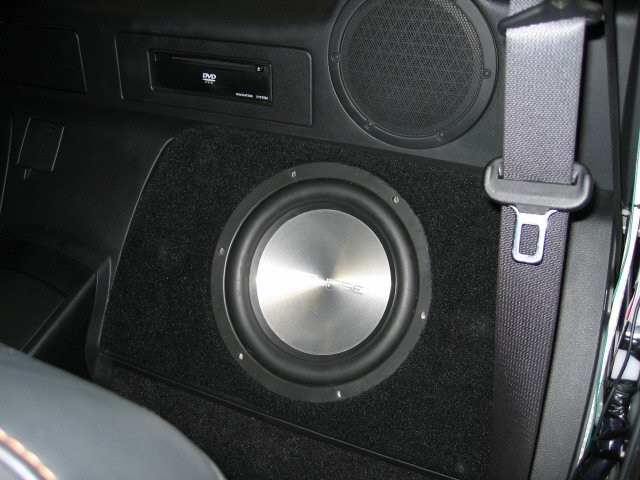 Enclosure For Factory Sub Location Nissan 350z Forum