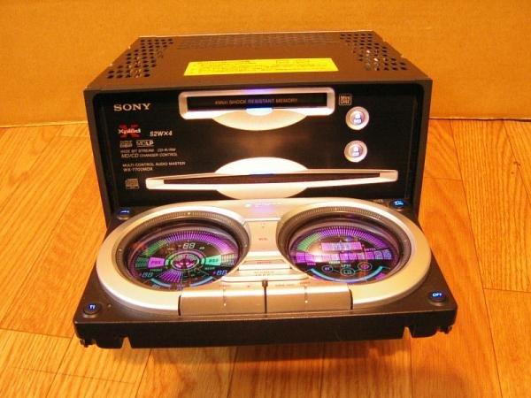 SONY WX-7700MDX CD/MD 2-DIN - Nissan 350Z Forum, Nissan