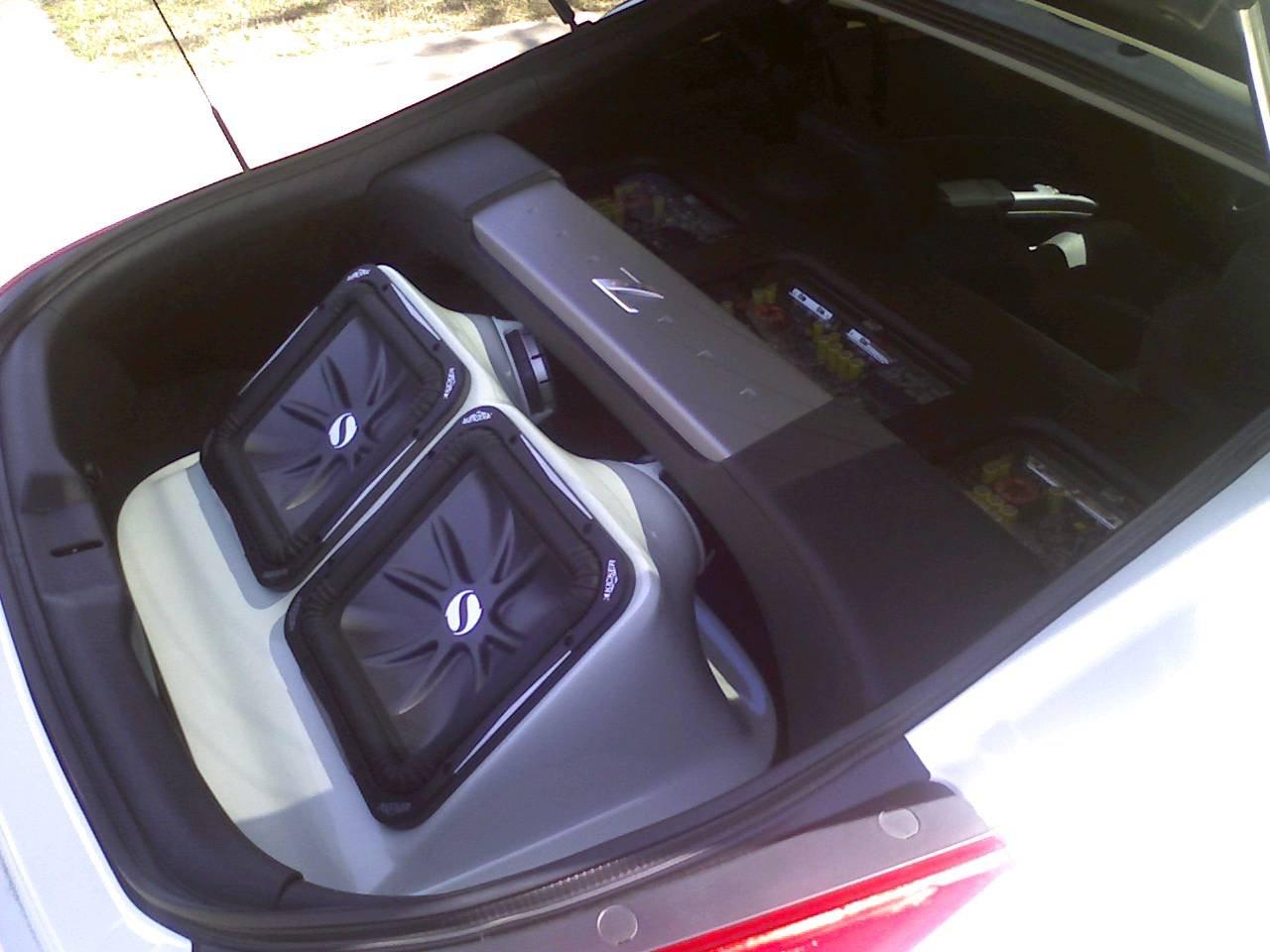 East Tennessee Nissan >> Trunk is complete. - Nissan 350Z Forum, Nissan 370Z Tech ...