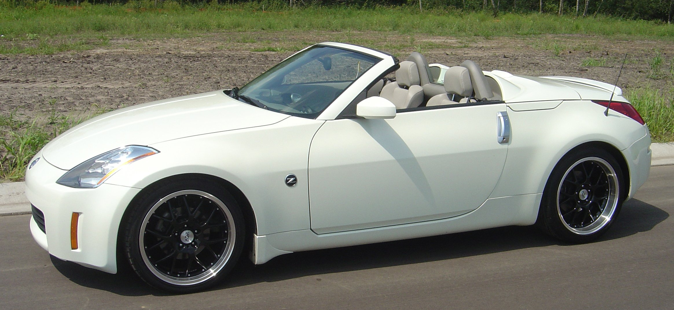 Advise needed- coupe or roadster - Page 2 - Nissan 350Z Forum ...