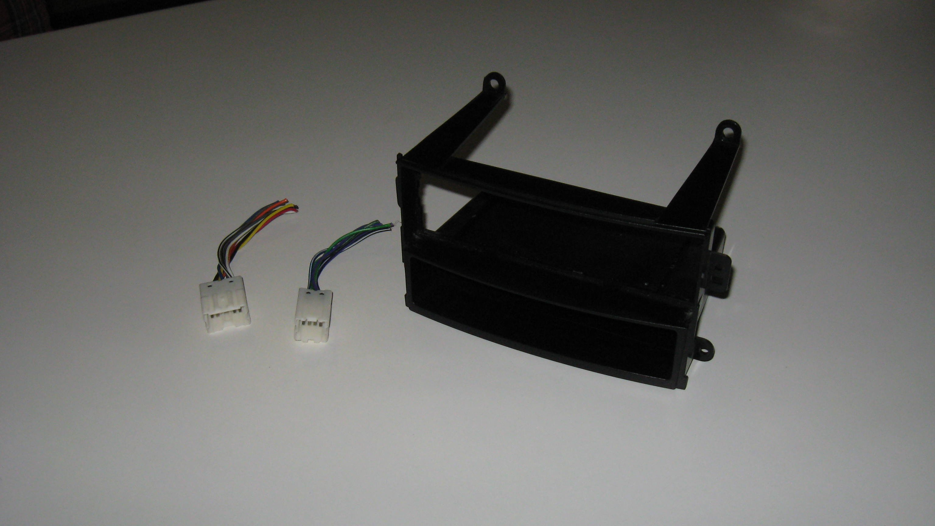 Metra Radio Dash Kit And Wiring Harness Price Lowered Nissan 350z Forum 370z Tech Forums