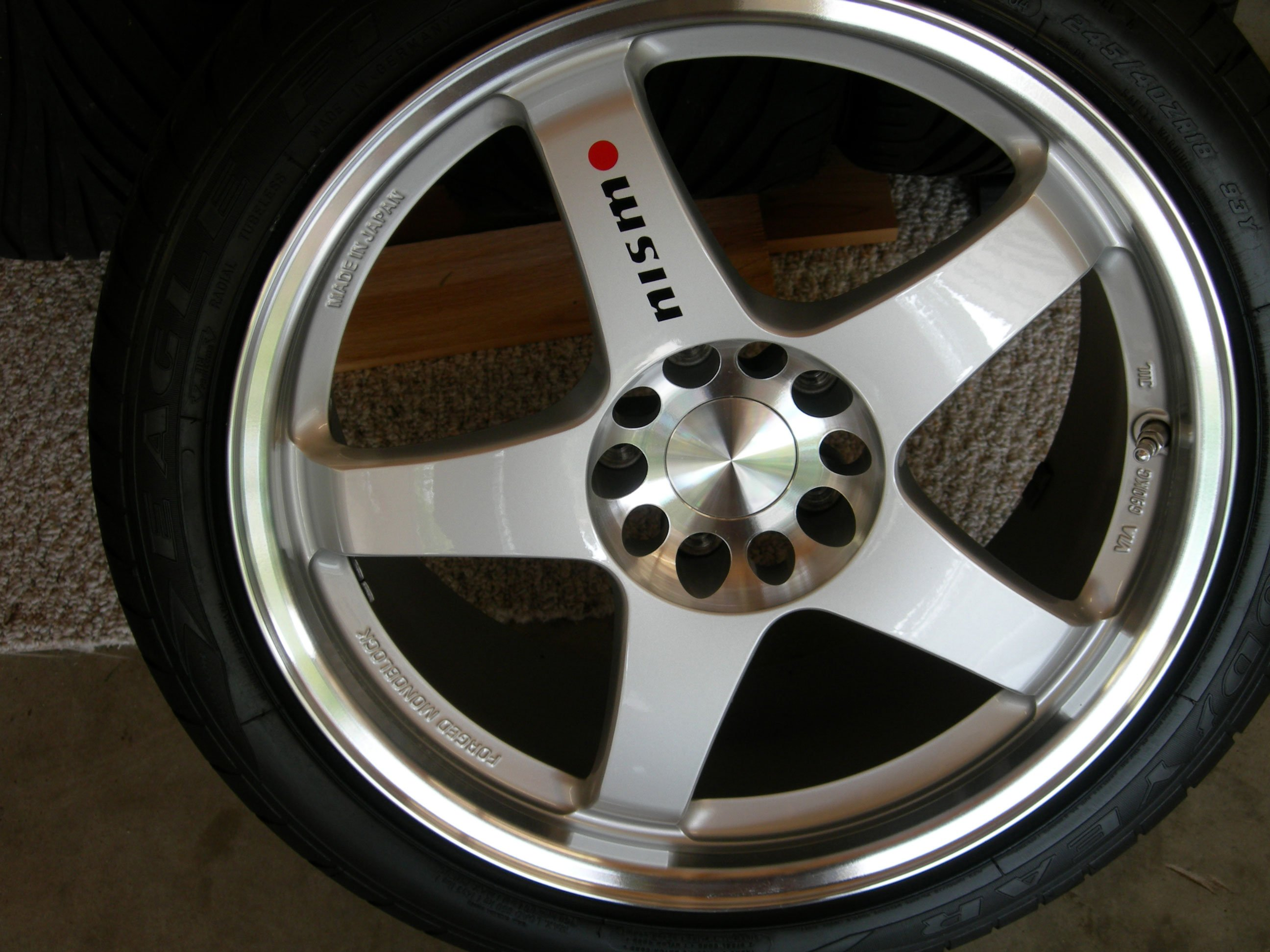 Nismo Wheels For Sale - Nissan