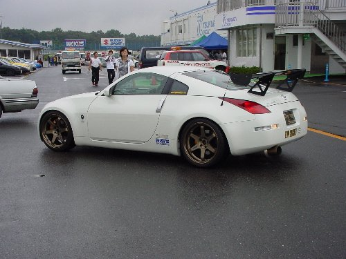 TE37 Bronze or Top Secret LE37 on PPW? - Nissan 350Z Forum ...