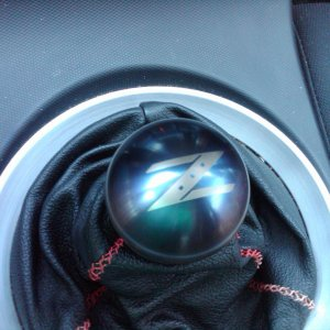ti shift knob